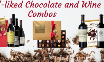 Well-Liked Chocolate And Wine Combos