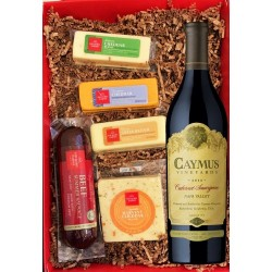 Caymus Cabernet Sauvignon Gift Basket