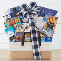 The Gourmet Delight Gift Basket