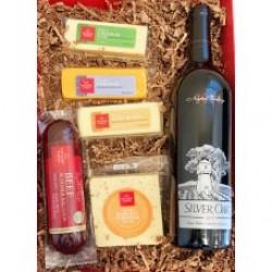 Silver Oak Napa Valley Cabernet Sauvignon 2014 Gift Basket